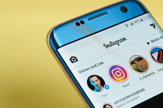Fitur bantuan Instagram