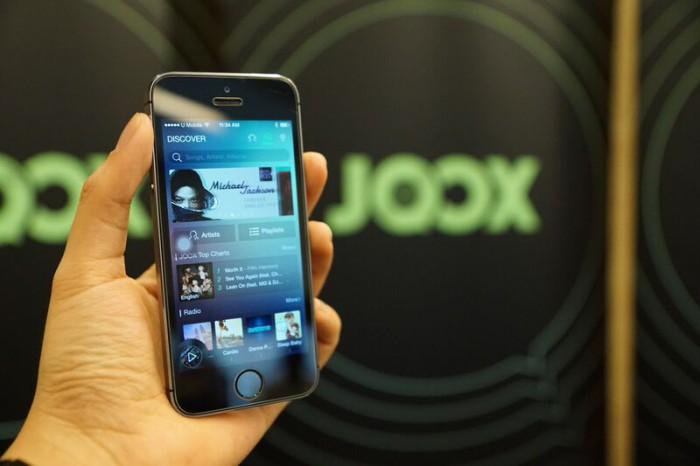 JOOX Top Charts