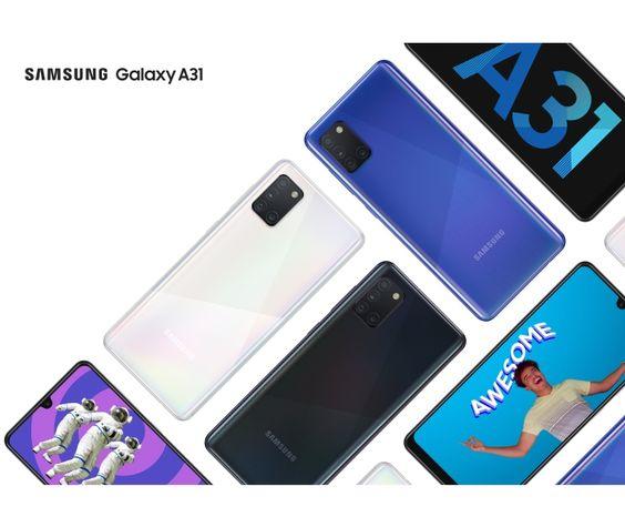 Nikmati Momen Hari Raya Idul Fitri Pakai Samsung Galaxy A31