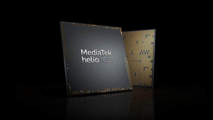 MediaTek Chipset Gaming Helio G35 & G25